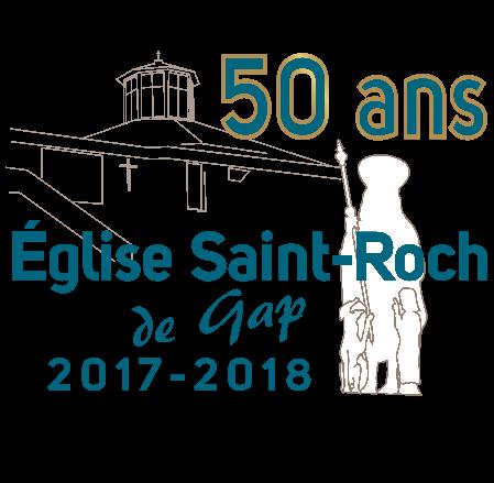 12 novembre : 50 ans de l'église Saint-Roch