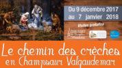 Suivez le chemin des crèches en Champsaur-Valgaudemar