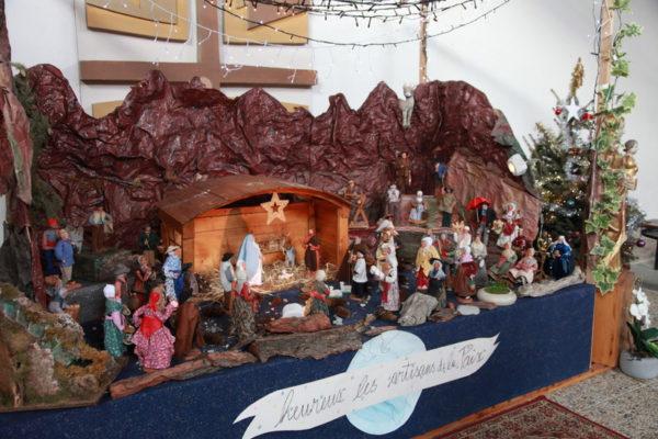 Saintes et joyeuses fêtes de Noël et belle année 2018 !