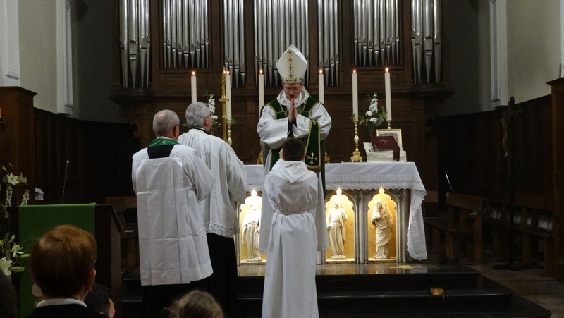 """""""L'Église catholique cohérente dans la défense de la vie"""""""