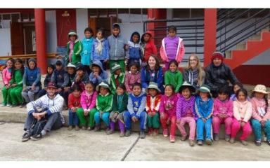 Des scouts de France de Gap au Pérou