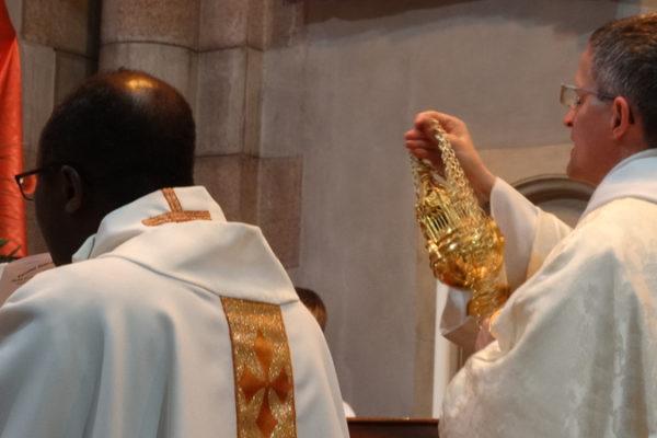 Jeudi Saint à Gap présidé par Mgr Xavier Malle