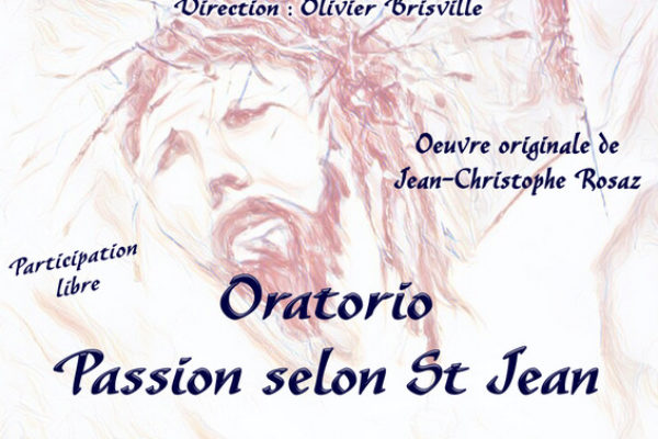 Un oratorio contemporain en l'église Saint-Roch