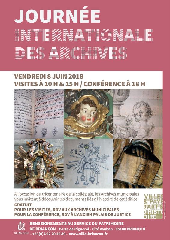 À Briançon, dans le cadre de la journée internationale des archives