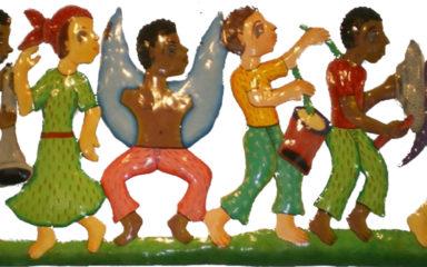 Exposition-vente d'art haïtien à Gap
