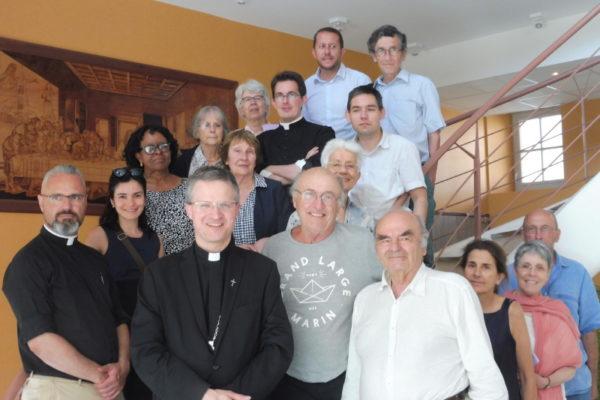 Une journée haut-alpine pour les archivistes diocésains de la province