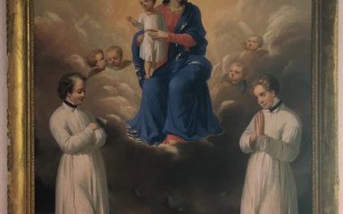 Homélie du 10 juin 2019 par Mgr Xavier Malle- Marie Mère de l'Eglise, Notre-Dame du Laus – Fête des Jubilaires