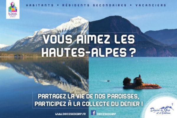 Vous aimez les Hautes-Alpes ?