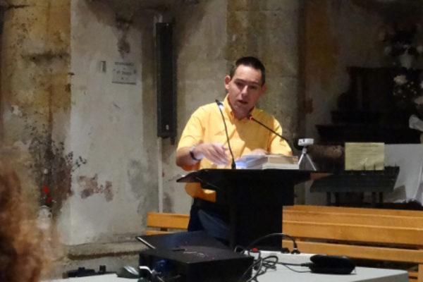À Crots, deux conférences pour la rénovation de l'église Saint-Laurent