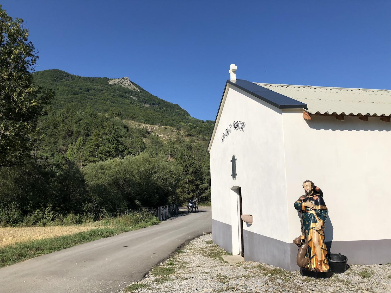 Fête Votive de la Saint Roch à Manteyer le 19 août 2018
