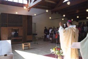 Bénédiction orgue VARS