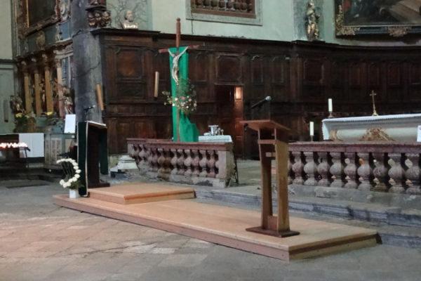 Clôture des festivités du tricentenaire de la collégiale de Briançon