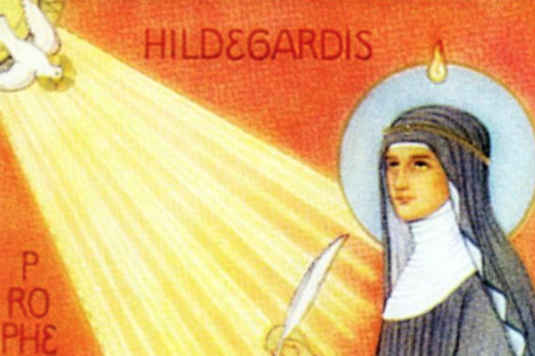 Rencontre autour de Hildegarde de Bingen