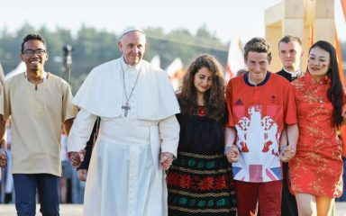 Un week-end pour les vocations à l'occasion du synode des jeunes