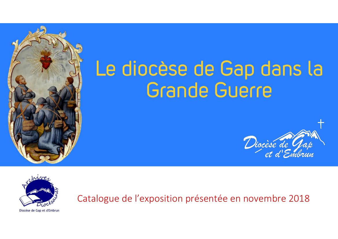 « Le diocèse de Gap dans la Grande Guerre » s'expose à la cathédrale