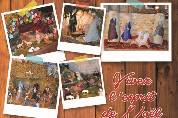 Le chemin des crèches en Champsaur Valgaudemar