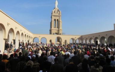 Le Père Gournay raconte la béatification des 19 martyrs d'Algérie