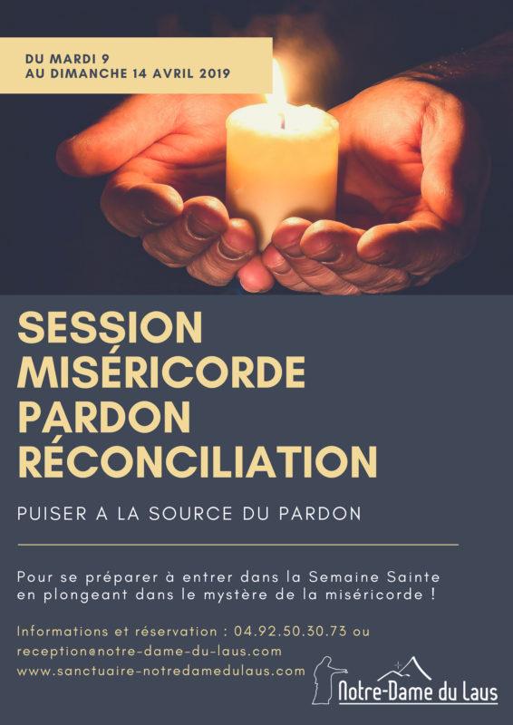 Se préparer à La Semaine Sainte à Notre-Dame du Laus