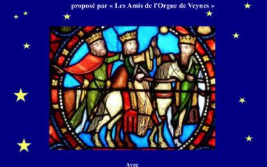 Concert des Rois avec les Amis de l'orgue de Veynes