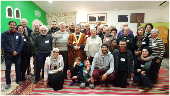Rencontre interreligieuse de fin d'année