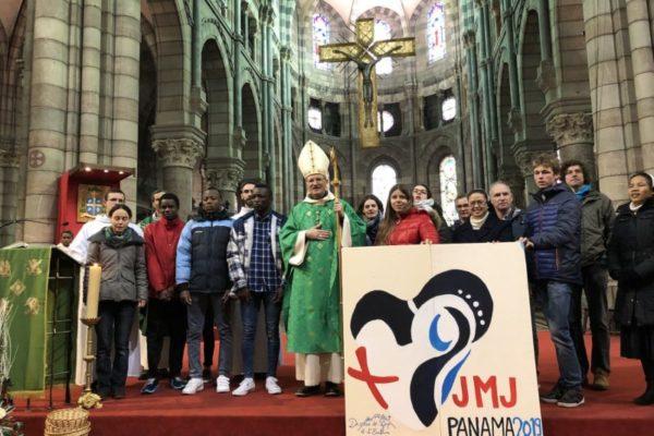 Homélie de la messe du dimanche 27 janvier 2019 à la cathédrale de Gap, en union avec les jeunes du diocèse présents aux JMJ à Panama.