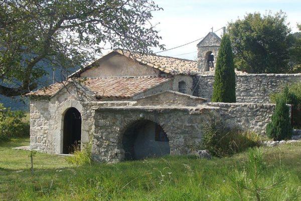 Nouveau site internet pour le monastère orthodoxe de la Faurie