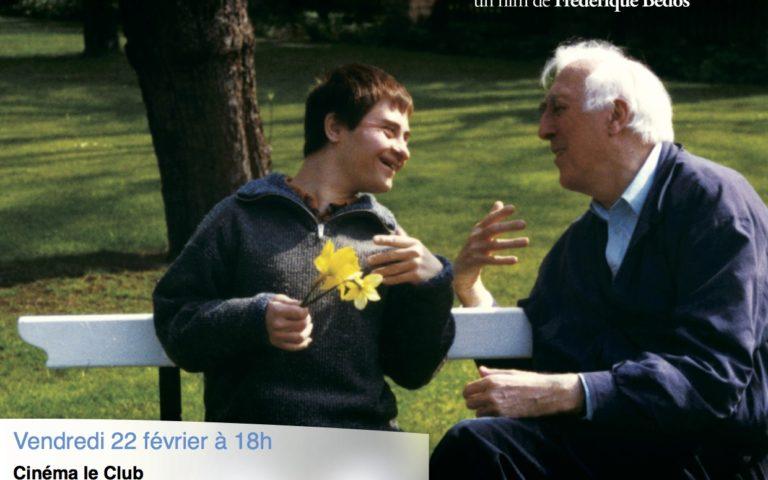 """Bande annonce du film """"Jean Vanier, le Sacrement de la Tendresse »"""