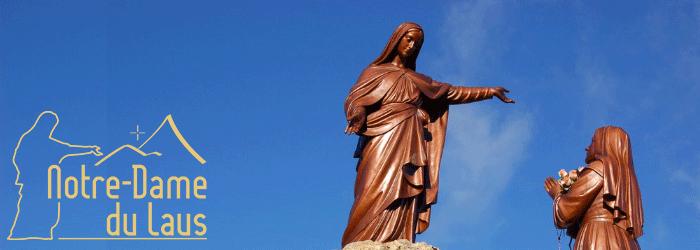 Reprise du culte au Sanctuaire Notre-Dame du Laus
