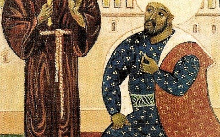Retour sur la la célébration inter-religieuse à l'occasion du 8ème centenaire de la rencontre entre st François et le Sultan.