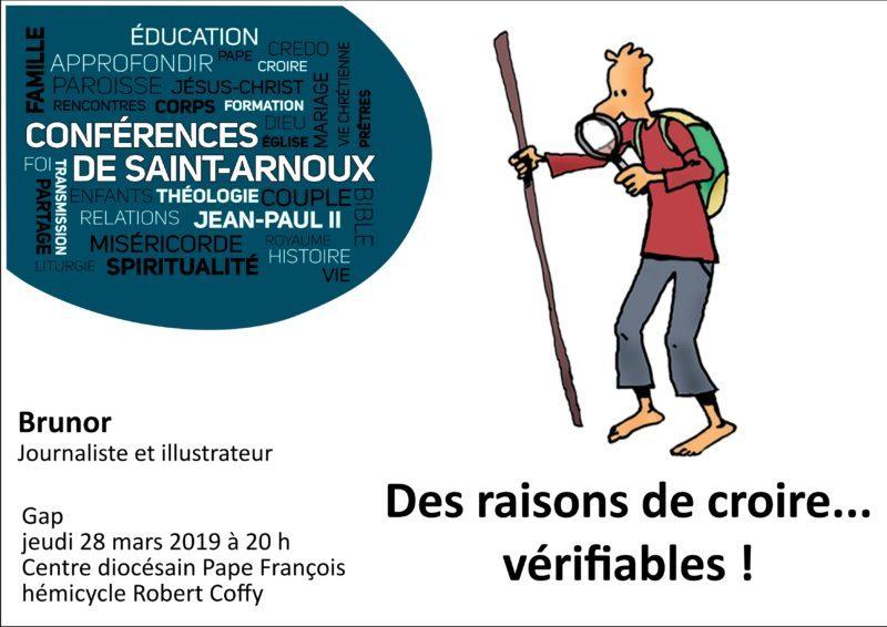 Le dessinateur Brunor en conférence le 28 mars à 20h, Gap