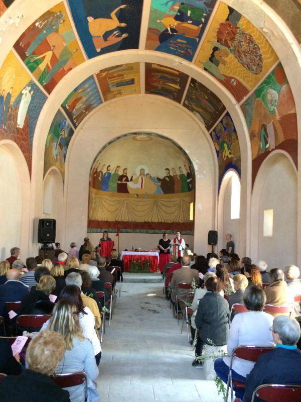 Curbans vous invite à accueillir sa nouvelle croix le 27 avril