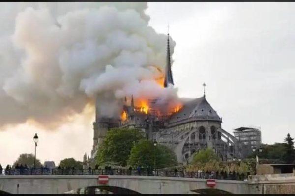 Si vous souhaitez faire un don pour Notre-Dame de Paris…