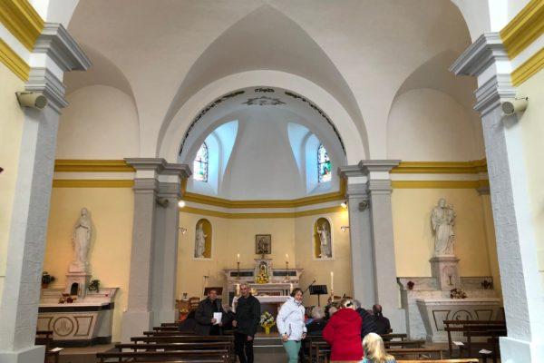 Homélie du 28 avril de Monseigneur Malle en l'église de Manse