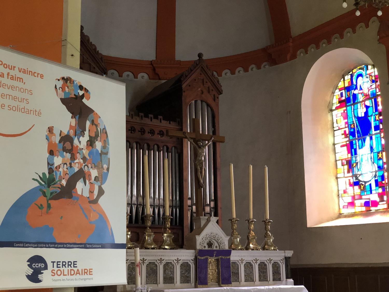 Homélie de Monseigneur Malle à Veynes le 7 avril 2019