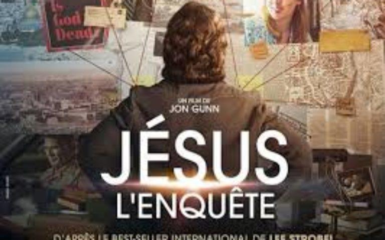 """Dernière minute ! Diffusion du film """"Jésus, l'enquête"""""""