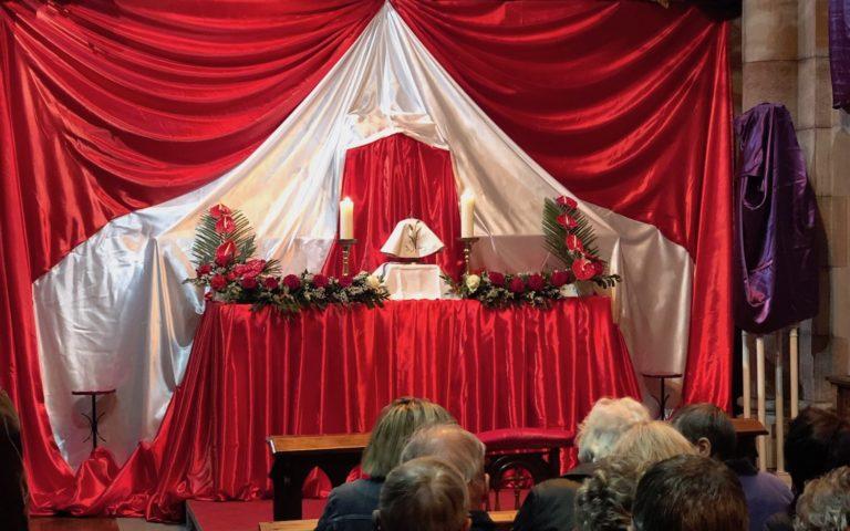 Homélie du Jeudi Saint par Monseigneur Xavier Malle