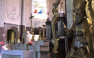 Homélie du 12 mai 2019- 4ème dimanche de Pâques, 10h30 à Tallard – Visite pastorale