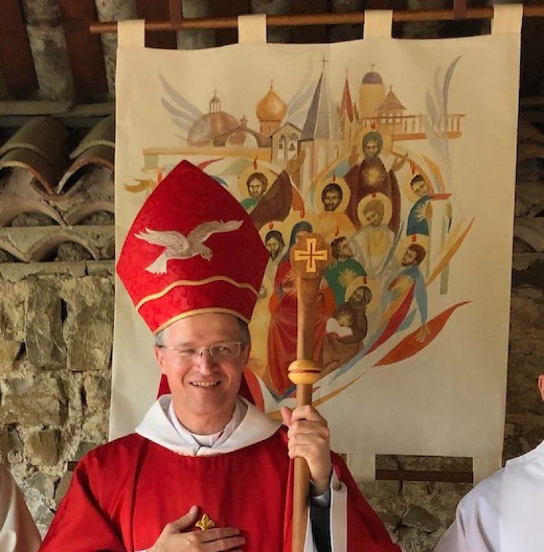 Homélie du 9 juin, Pentecôte 2019, par Mgr Xavier Malle, à Notre Dame de Rosans