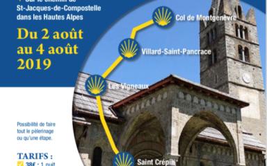 Pèlerinage pour les vocations: en route !