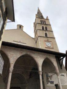église de Guillestre
