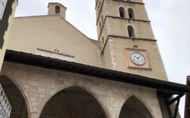 28 juillet 2019 Homélie Mgr Xavier Malle à Guillestre