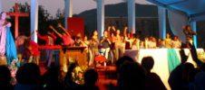 """""""Paternelle et affectueuse bénédiction apostolique"""" sur le Festival Marial"""