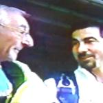 1997 Mgr Lagrange saute en parachute pour les JMJ de Paris