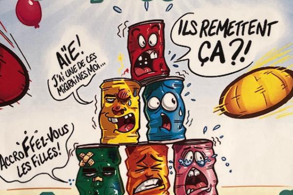 Rentrée de la Paroisse St Arnoux en Gapençais dimanche 22 sept 2019