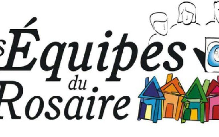 16 novembre 2019 Récollection des Equipes du Rosaire