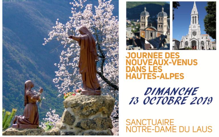 Dimanche 13 octobre 2019 Journée des nouveaux venus dans les Hautes-Alpes