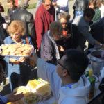 La messe de saisonniers à Curbans