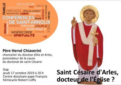 Saint Césaire d'Arles, docteur de l'Église ?