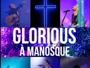 Glorious en concert à Manosque