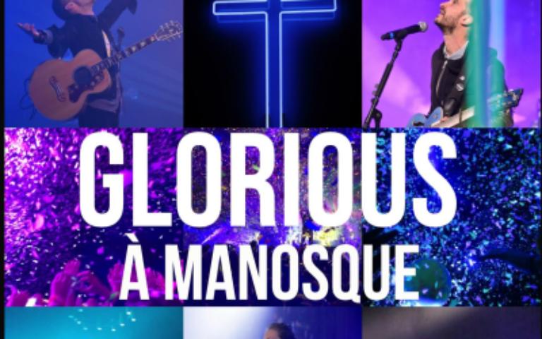 Glorious en concert à Manosque